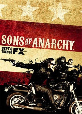Дети Анархии / Sons of Anarchy (2 сезон/2009)