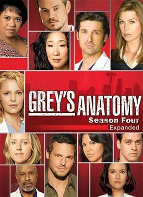 Анатомия Грей / Grey's Anatomy (4 сезон/2007) HDTVRip