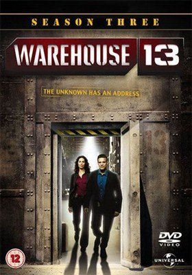 Ангар 13 (Хранилище 13) / Warehouse 13 (3 сезон/2011)