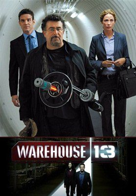 Ангар 13 (Хранилище 13) / Warehouse 13 (1 сезон/2009)