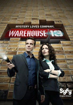 Ангар 13 (Хранилище 13) / Warehouse 13 (2 сезон/2010)