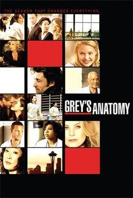 Анатомия Грей (Анатомия страсти) / Grey's Anatomy (2 сезон/2006)