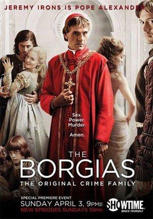 ������� / The Borgias (1-3 �����/2011-2012)