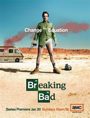 Во все тяжкие / Breaking Bad (2 сезон/2009)