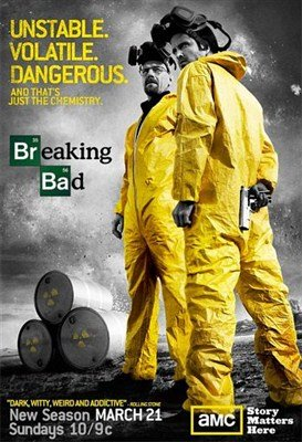 Во все тяжкие / Breaking Bad (3 сезон/2010)