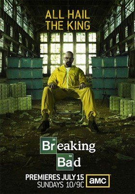 Во все тяжкие / Breaking Bad (5 сезон/2012)