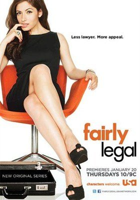 Все законно / Fairly Legal (2 сезона/2011-2012)