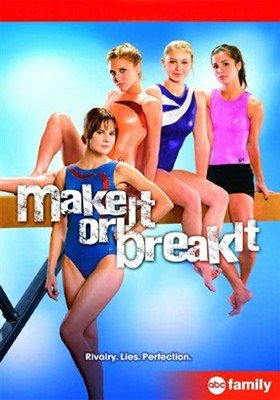 Гимнастки / Make It or Break It (1-3 сезон/2012)
