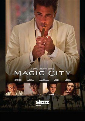 Город чудес / Magic City (1 сезон/2012)