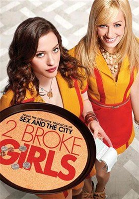 Две девицы на мели / 2 Broke Girls (1-2 сезон/2011)