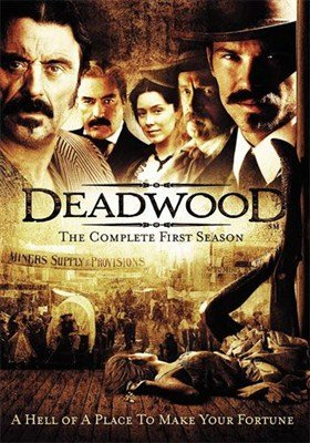 Дедвуд / Deadwood (1-3 сезон/2006)