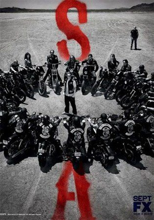 Дети Анархии / Sons of Anarchy (3-5 сезон/2012)