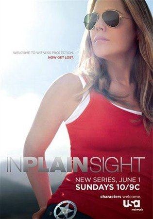 На виду (В простом виде) / In Plain Sight (1-2 сезон/2008-2009)