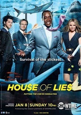 Обитель лжи / House of Lies (1-2 сезон/2012)