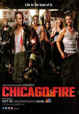Пожарные Чикаго / Chicago Fire (1 сезон/2012)